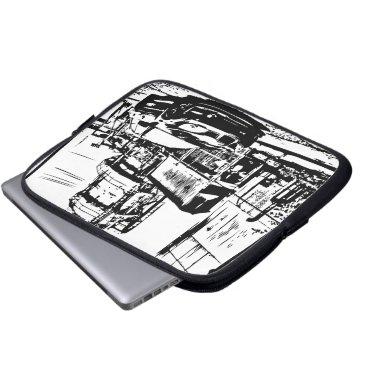 "STI WRX ""The Streets"" Laptop Sleeve"