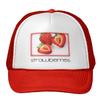 Strawberries Hat