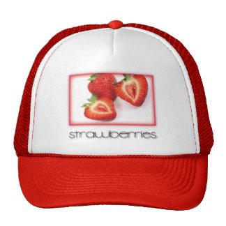 Strawberries Hat