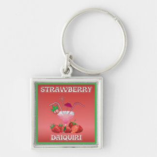 Strawberry Daiquiri Keychains