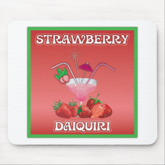 Strawberry Daiquiri Mousepad
