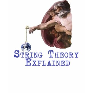 String Theory Explained! shirt