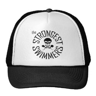 Strongest Swimmers Hat