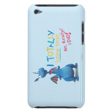 Stuffy - I Totally Knew that iPod Touch Cover