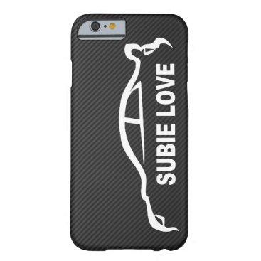 Subaru WRX Impreza STI - Subbie Love Barely There iPhone 6 Case