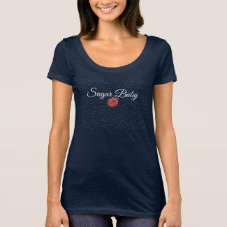Sugar Baby Classic Female T DARK T-Shirt