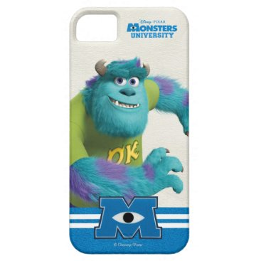 Sulley Running iPhone SE/5/5s Case