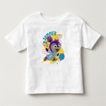 Summer - Art Rules Toddler T-shirt
