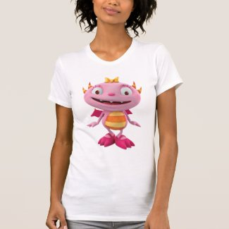 Summer Hugglemonster 3 T-shirts