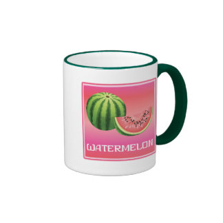 Summer Watermelon Coffee Mug