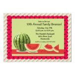 ❤️ Summer Watermelon Invitation