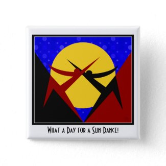 Sun-Dance (pin) button