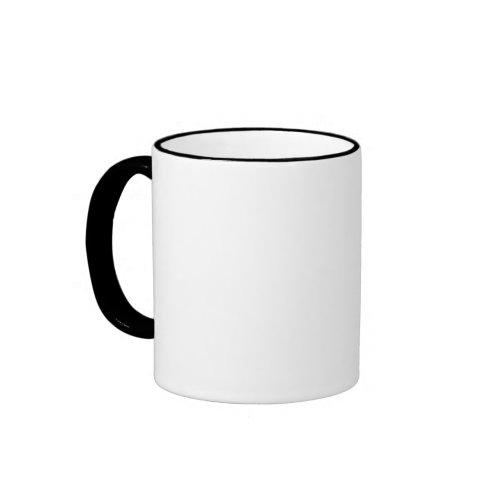Sunrise over the Columbia River #1 mug