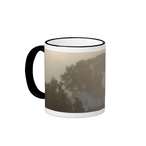 Sunrise Over the Columbia River #5 mug