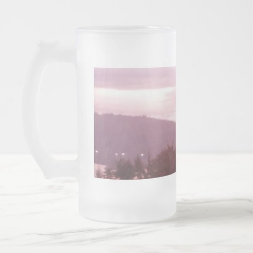 Sunrise Over the Columbia River #9 mug
