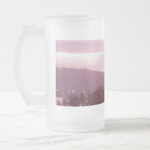Sunrise Over the Columbia River #9 mug