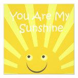 ❤️ Sunshine Birthday Party Invitation
