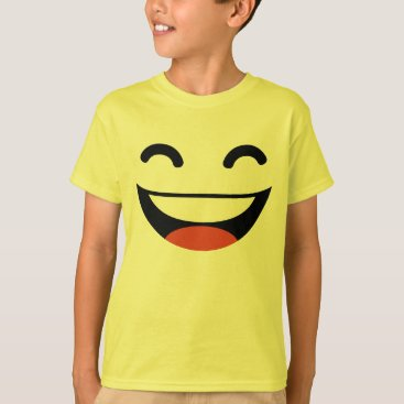Super Smile emoji T-Shirt