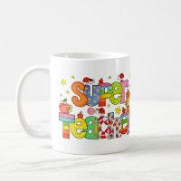 Super Teacher II mug