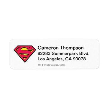 Superman S-Shield | Classic Logo Label