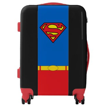 Superman S-Shield | Classic Logo Luggage