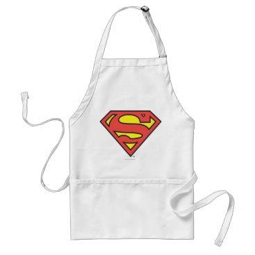 Superman S-Shield | Superman Logo Adult Apron