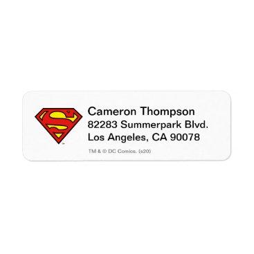 Superman S-Shield | Superman Logo Label