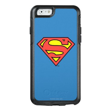 Superman S-Shield | Superman Logo OtterBox iPhone 6/6s Case