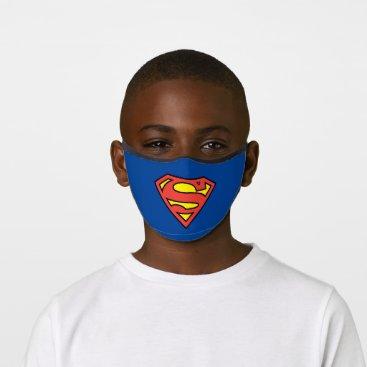 Superman S-Shield   Superman Logo Premium Face Mask
