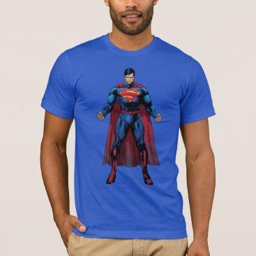 Superman Standing T-Shirt
