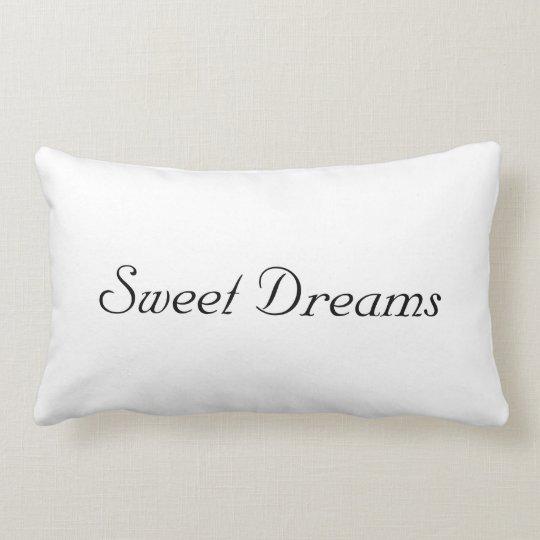 sweet dreams pillow zazzle com