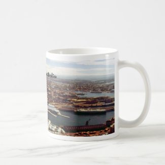 Sydney Australia Classic White Coffee Mug
