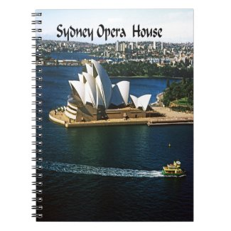 Sydney Opera House Note Books