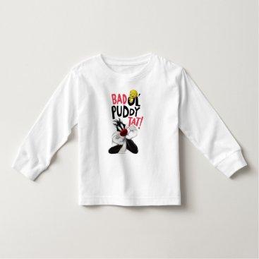 SYLVESTER™ & TWEETY™- Mean Ol' Puddy Tat Toddler T-shirt