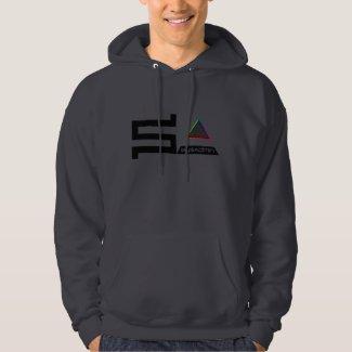 SysAdmin digital symbol color logo Sweatshirt