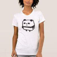 T-shirt - Box Panda - More Colors Available