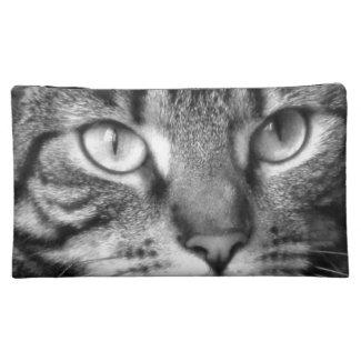 Tabby Cat Wristlet