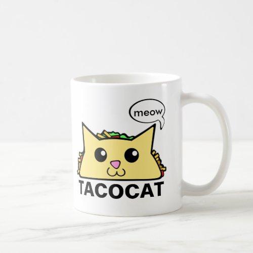 Taco Cat Coffee Mug