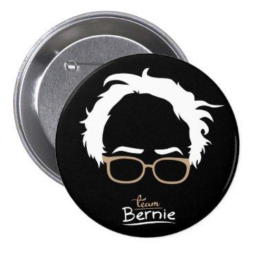 Team Bernie - Bernie Sanders 2016 Pinback Button