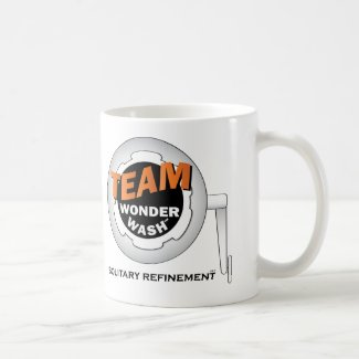 Team Wonder Wash mug