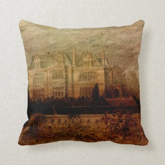 Tennyson's Manor Pillows