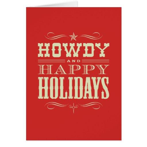 Texas Christmas Cards Zazzle