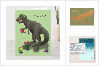 Thank You Cards Collection by Krystine Kercher