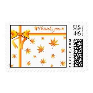 Thank you - Postage