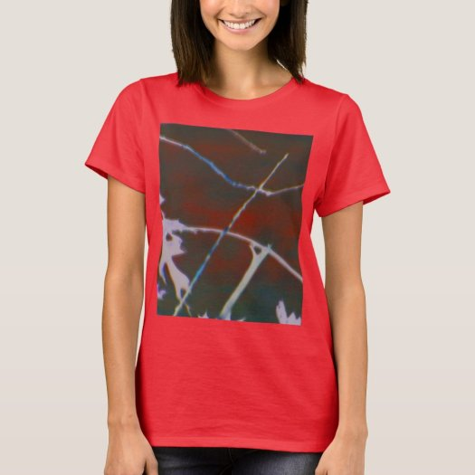 The Abstract Oak Branches Shirt