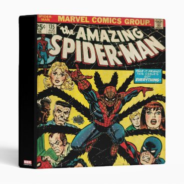 The Amazing Spider-Man Comic #135 Binder