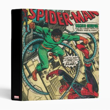 The Amazing Spider-Man Comic #157 3 Ring Binder