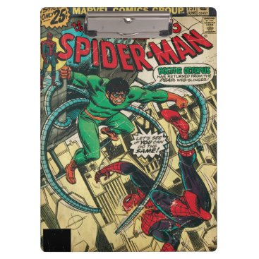 The Amazing Spider-Man Comic #157 Clipboard