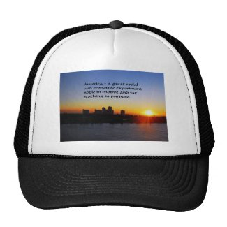 The American Dream Trucker Hat