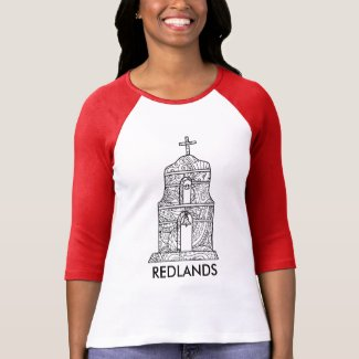 The Asistencia Mission - Redlands T-Shirt